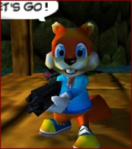 Conker's return to the spotlight is imminent!