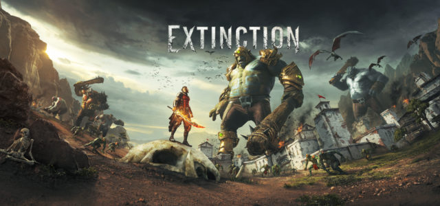 New Iron Galaxy Game Announced: Extinction – Full Preview