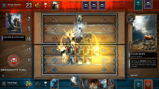 Gwent [Card Abilities]