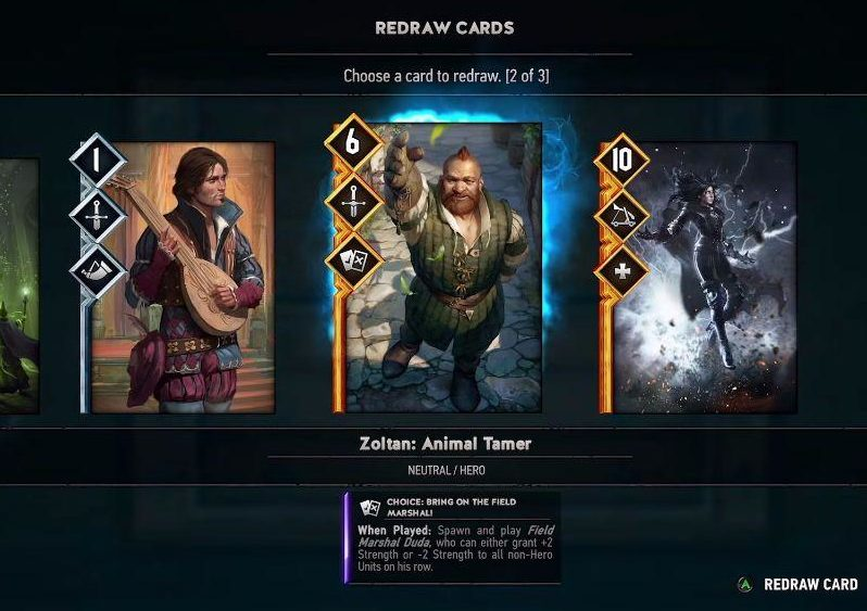 Gwent [OP Cards]