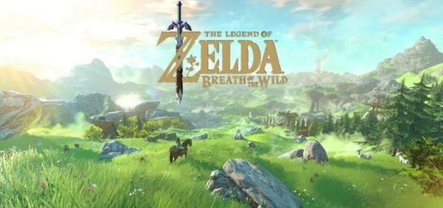 The Legend of Zelda: Breath of the Wild – Switch
