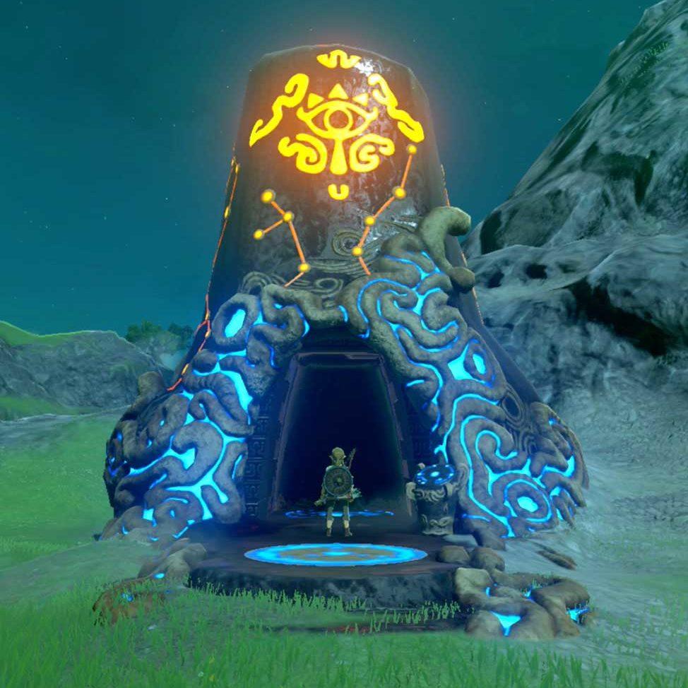 TLOZBOTW [Shrines 1]
