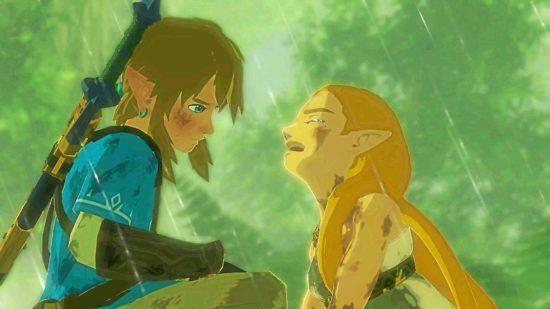 TLOZBOTW [Zelda 1]