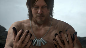 This year we might finally get a clue as to why Norman Reedus is walking around buck naked in Death Stranding