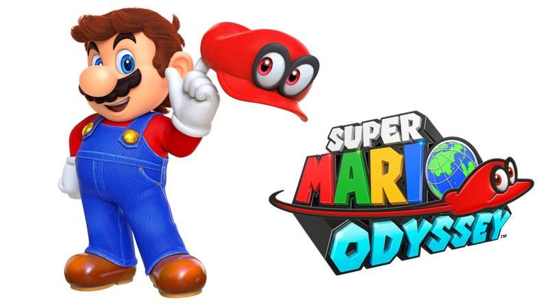 Resultado de imagem para Super Mario Odyssey logo png