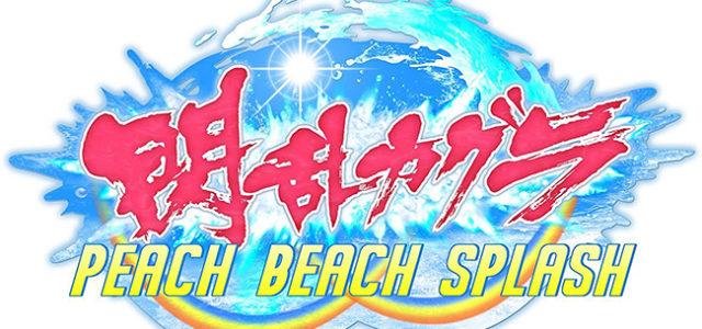 Although You Didn't Ask, Here Is The Latest Senran Kagura: Beach Peach Splash Trailer – E3 2017
