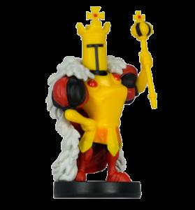 King Knight - Shovel Knight Amiibo