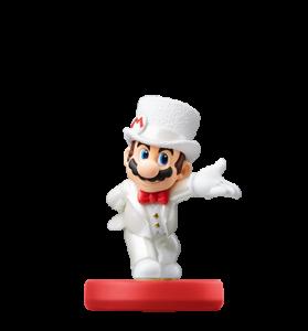Mario (Wedding Outfit) - SMB Amiibo