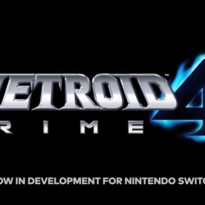 Nintendo Teases Metroid Prime 4 – E3 2017