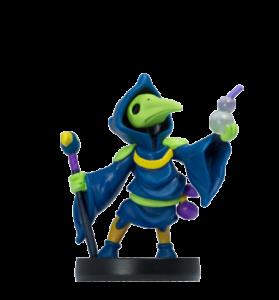 Plague Knight - Shovel Knight Amiibo