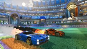 Rocket League is a pretty good choice for television