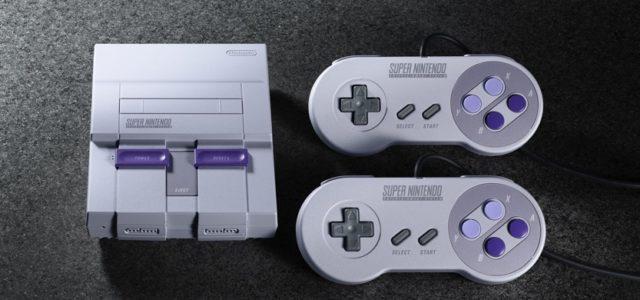 Nintendo Announces The SNES Classic Edition!