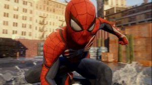 Spider-man is one of the myriad of titles that are on the horizon for PlayStation 4.