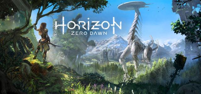 Horizon Zero Dawn – PlayStation 4