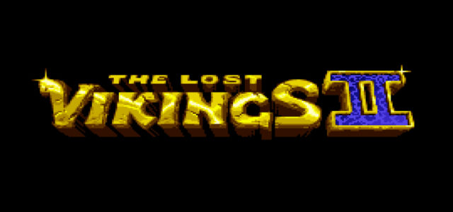 Lost Vikings 2 – Super Nintendo