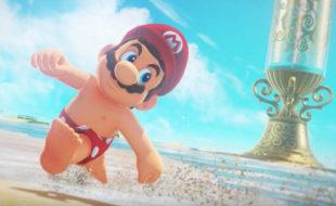 Nintendo Reveals Mario's Nipples