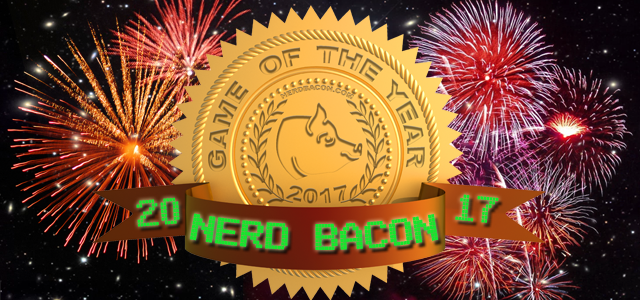 NerdBacon Announces Game of the Year Award Nominees!