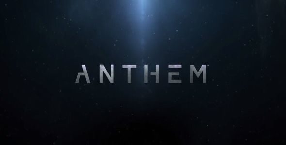 ANTHEM IS THE NEW GAME FROM BIOWARE (TEASER)