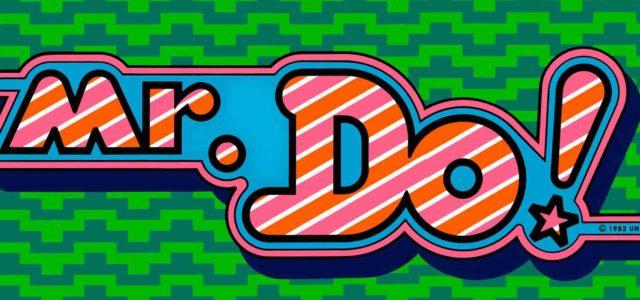 Mr. Do! – ColecoVision