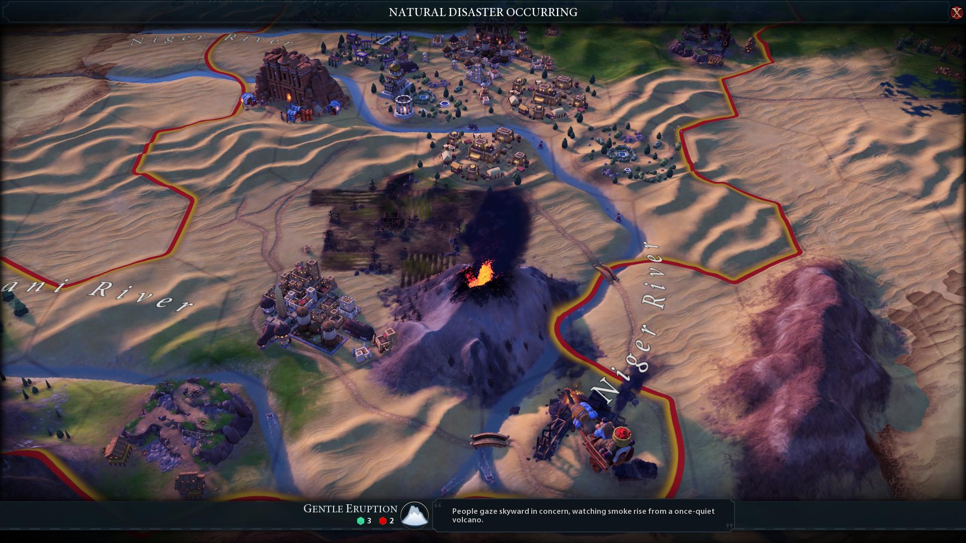 Sid Meier's Civilization VI: Gathering Storm - PC - Nerd Bacon