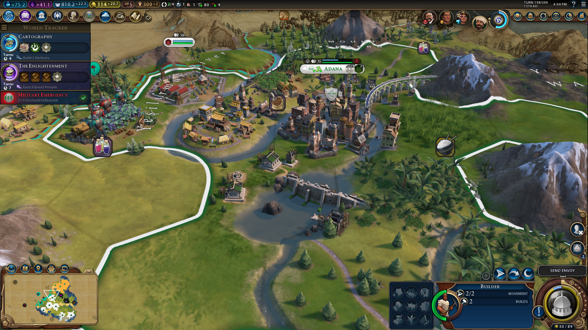 Sid Meier's Civilization VI: Gathering Storm - PC - Nerd Bacon