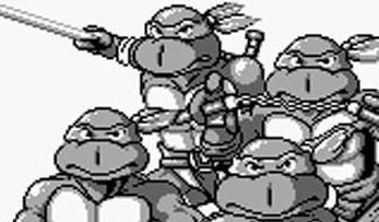 Teenage Mutant Ninja Turtles Fall Of The Foot Clan Game Boy Nerd Bacon Reviews