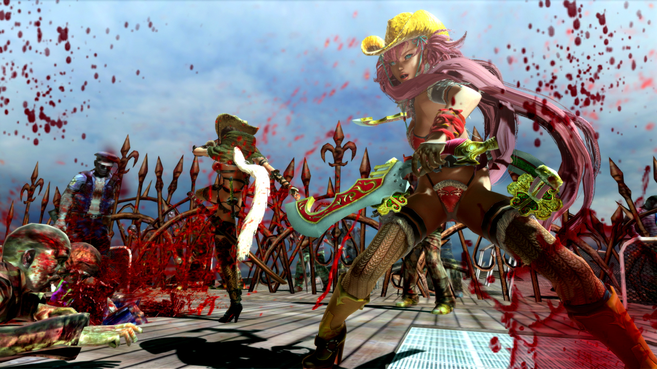 Onechanbara Z2 Chaos Ps4 Nerd Bacon Reviews